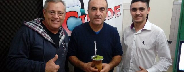 Rebebemos aos estúdios da Radio Cidade FM Bossoroca no programa Rancho de Taura, desta sexta feira a visita do Deputado […]