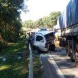A Policia Rodoviária Federal (PRF) atendeu na tarde desta quinta-feira (25) um grave acidente no Km 124 […]