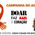 """""""Doar faz bem ao Coração"""" A Rádio Cidade FM, está realizando a CAMPANHA DO AGASALHO 2017, com tema """"Doar faz […]"""