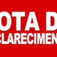 A Administração Municipal vem por meio desta nota esclarecer a comunidade de Bossoroca, em especial aos moradores do Bairro Gaúcha […]